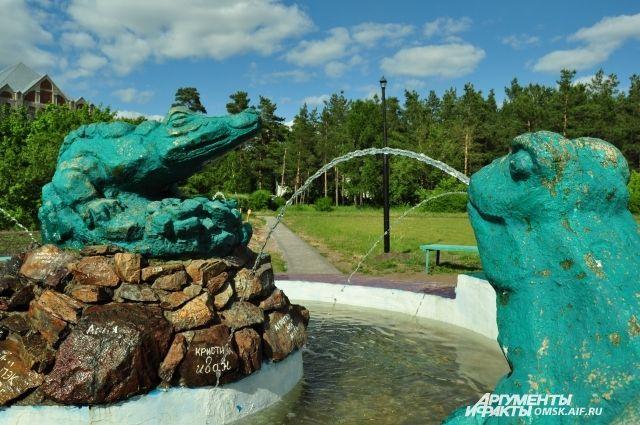 Омские фонтаны сегодня работают последний день