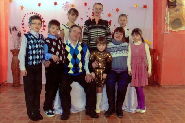Брянскую область наВсероссийском консилиуме приемных семей представят Ореховы