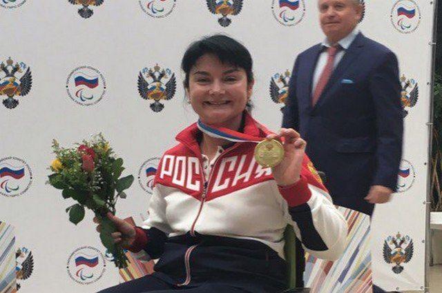 Спортсменка изРязанской области заняла первое место