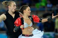 Дарина Козлова и Алексей Кондрашин.