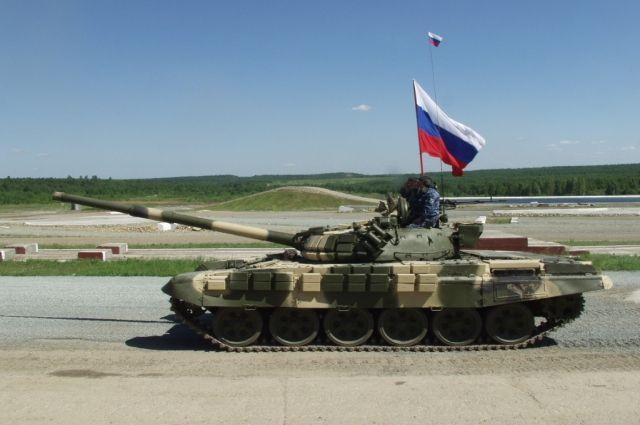 История Омска тесно связана с танковыми войсками.