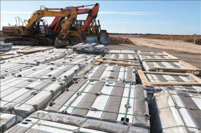 ВРостовской области разморозили строительство «Донской усадьбы»