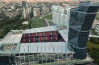 «Арена ЦСКА»: поле готово, болельщики - тоже, а футболисты уже «обновили» свой новый дом.