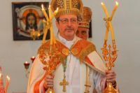 Папский представитель в Украине Клаудио Гуджеротти