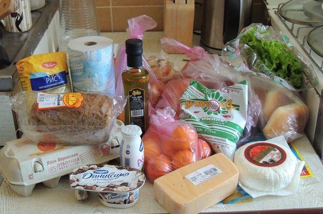 Продукты питания в нашем регионе остаются доступными.