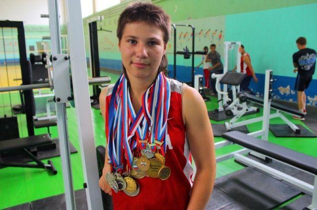Светлана Кривенок установила мировой рекорд втолкании ядра среди паралимпийцев