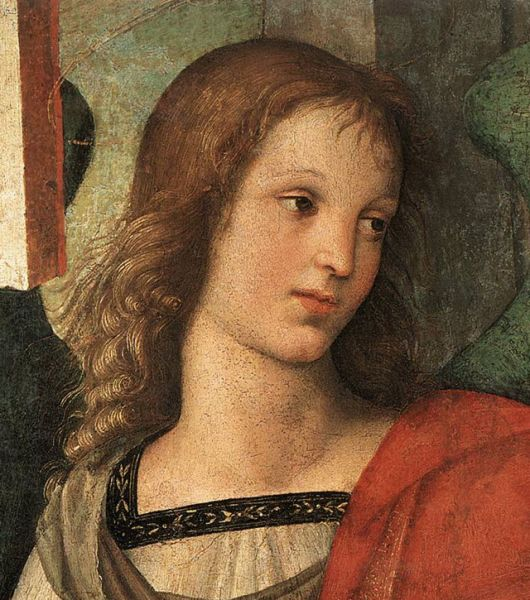 «Голова ангела», 1501.