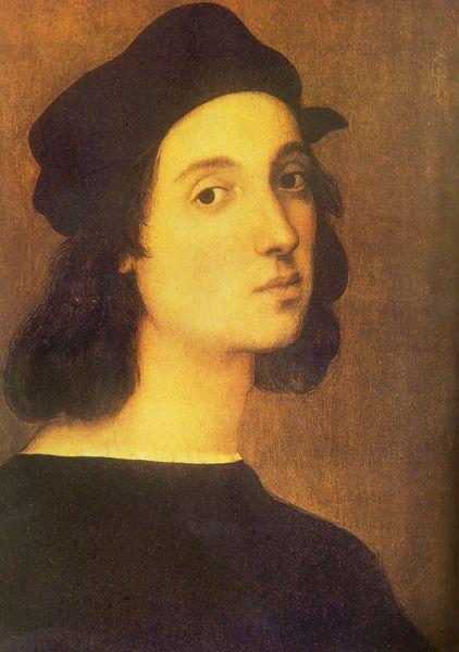 «Автопортрет», 1505.