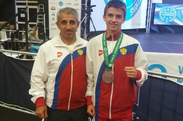 Воронежский спортсмен стал призером главенства мира покикбоксингу