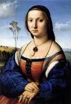«Портрет Маддалены Дони», 1504-1507.