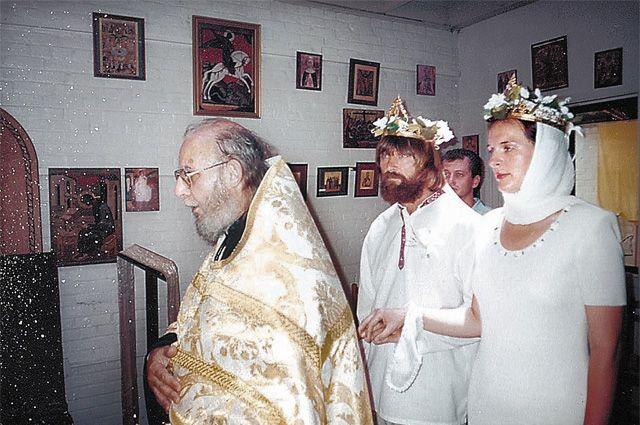 Пара венчалась в перерыве между двумя кругосветными путешествиями Фёдора.