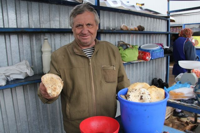 Не покупайте грибы у случайных людей.