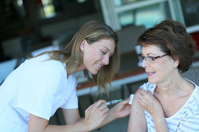 ВЧебоксарском районе вакцинацией против гриппа будут охвачены неменее 6000 детей
