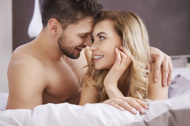 Первый раз с новым сексуальным партнером