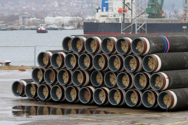 Российская Федерация ожидает оставшихся разрешений по«Турецкому потоку» недавно