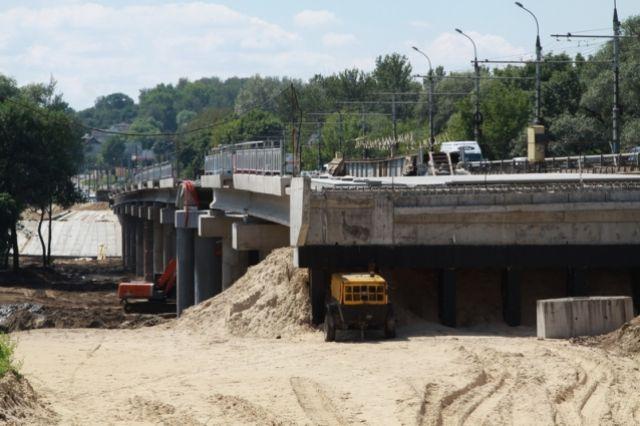 ВБрянской области построят три моста засчет средств «Платона»