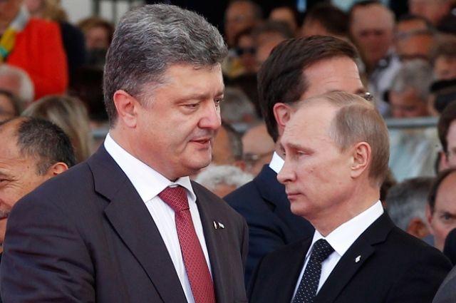 МИДРФ требует отУкраины объяснить слова Порошенко овыборах в Государственную думу