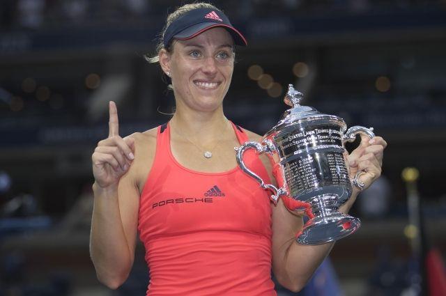 Ангелик Кербер выигралаUS Open
