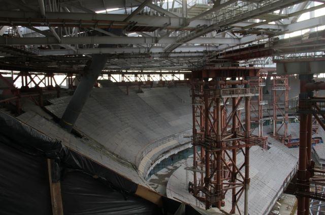 Стадион «Санкт-Петербург» будут переоформлять на«Зенит» весной последующего года