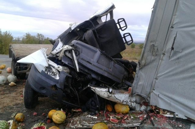 Смертельное ДТП натрассе Оренбург-Орск: погибло 4 человека