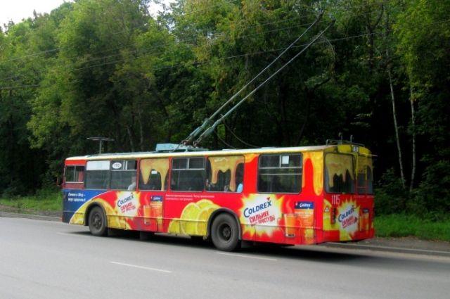 Неизвестные обстреляли автобус неподалеку от остановки врайоне АМЗ