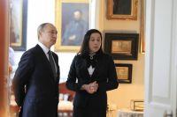 Внимательности Путина к деталям и государственному имуществу можно позавидовать многим.