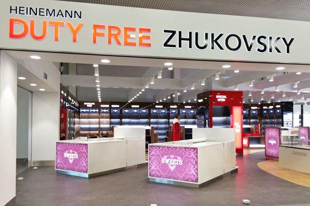 Аэропорт Жуковский принял 1-ый рейс