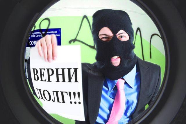 Уголовное дело возбуждено против коллекторов вЛысковском районе