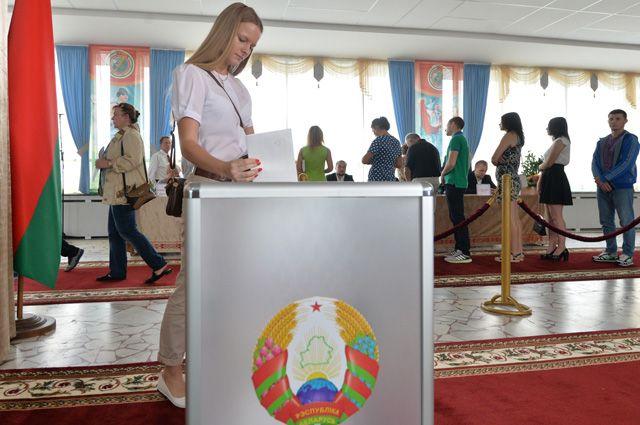 ВРеспублике Беларусь сегодня пройдут парламентские выборы