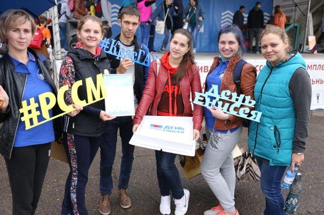 За мусорные трофеи волоньеры получили торт.