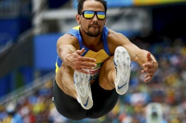 Легкоатлет Руслан Катышев завоевал бронзовую медаль в прыжках в длину