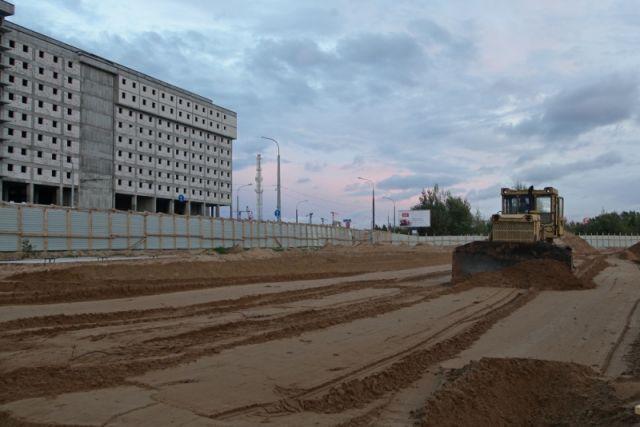 Тренировочные площадки вНижнем Новгороде после ЧМ-2018 отдадут спортшколам