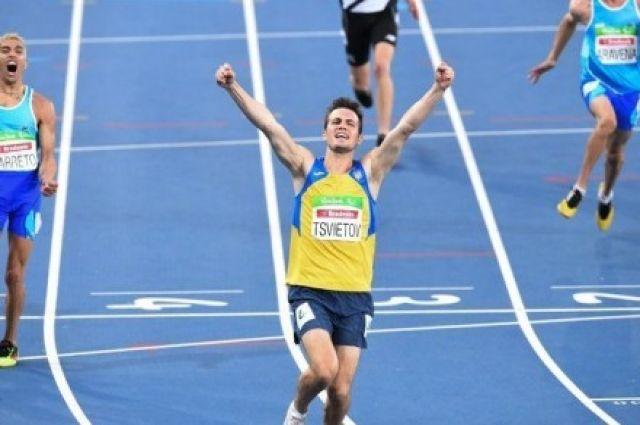 Украинские спортсмены завоевали уже 49 наград Паралимпийских игр