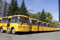 Сейчас в районах края работают 708 школьных автобусов.