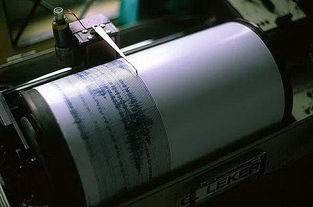 Землетрясение случилось наюго-западе Тувы