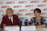 Татьяна Гаврилова и Татьяна Матысик