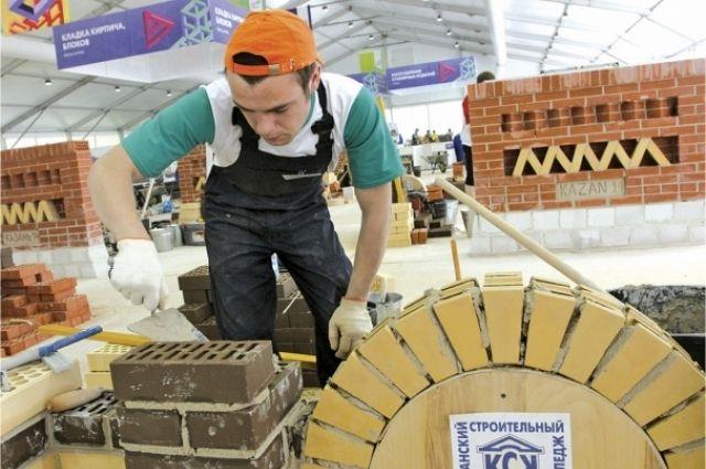 Татарстану особенно нужны штукатуры и каменщики.
