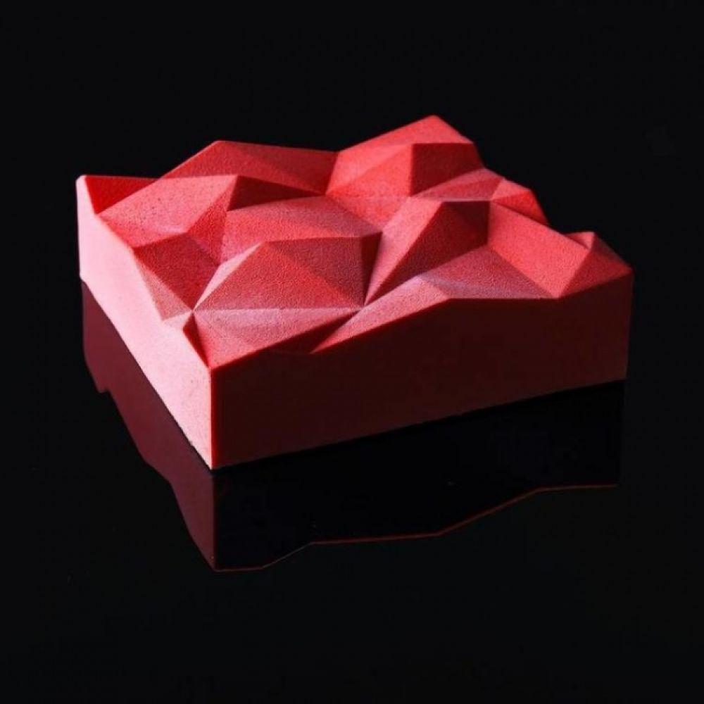 Если десерт имеет такую форму, то какой тогда должен быть у него вкус?