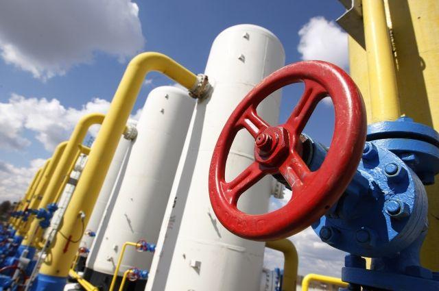 Украина накопила слишком мало газа назиму