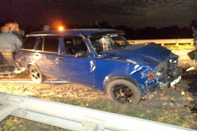 Тройное ДТП сучастием грузового автомобиля случилось вТульской области