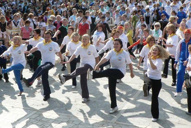 реакции фото дня здоровья в разных городах Одежда Спецодежда средства