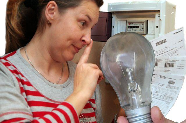 Управляющая компания Калининграда не перечисляла деньги жильцов за свет.