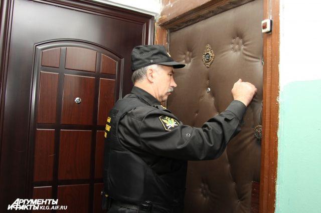 Схвачен петербуржец, вывернувший руку судебному приставу