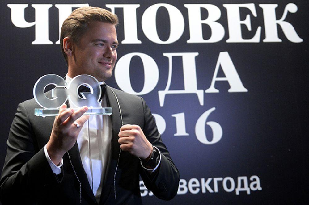 Ресторатор года – Борис Зарьков.