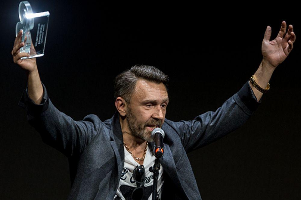 Человек и музыкант года – Сергей Шнуров.