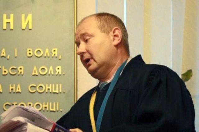 Сытник: Судья Чаус может скрываться в Белоруссии