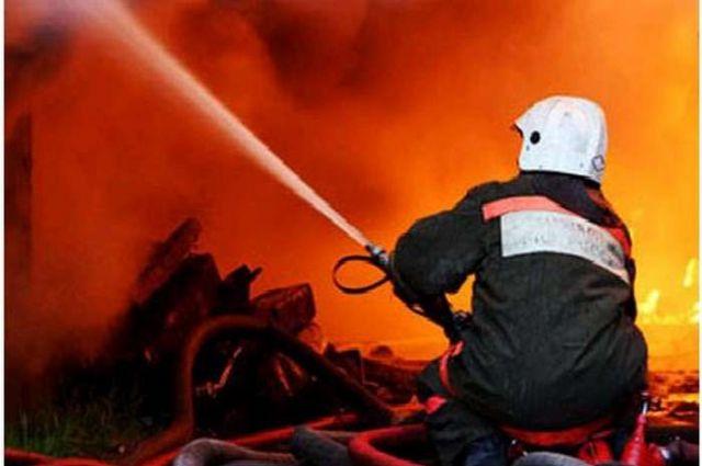 Врезультате сильного возгорания вКиевской области погибло двое человек