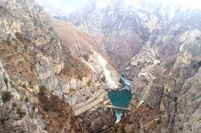 Власти Дагестана займутся развитием туризма вСулакском каньоне