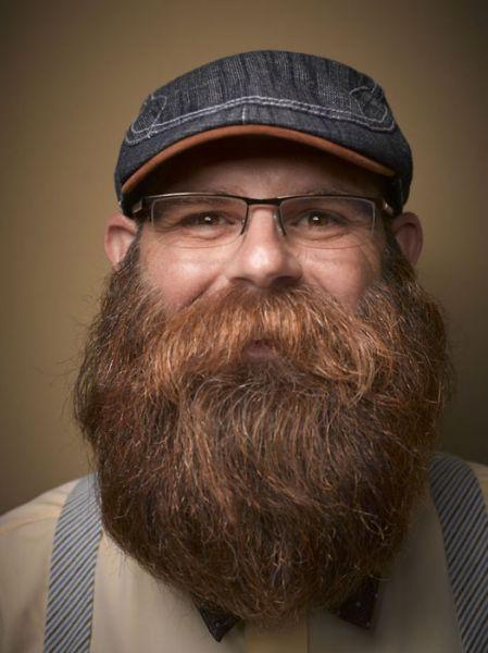 Ух какая густая и объемная борода!