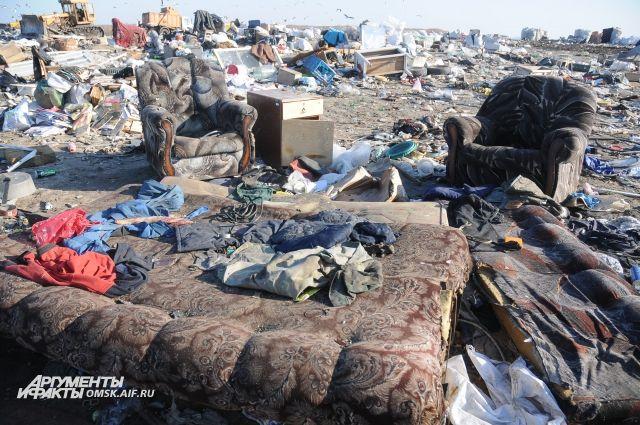 Тушение Шуваловской свалки обходится городу в45 тыс. руб. ежедневно